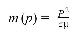 If we assume a constant Z-factor and viscosity, the equation for pseudopressure simplifies to this.